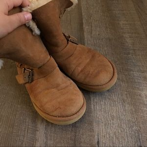 Womens brown ugg boots